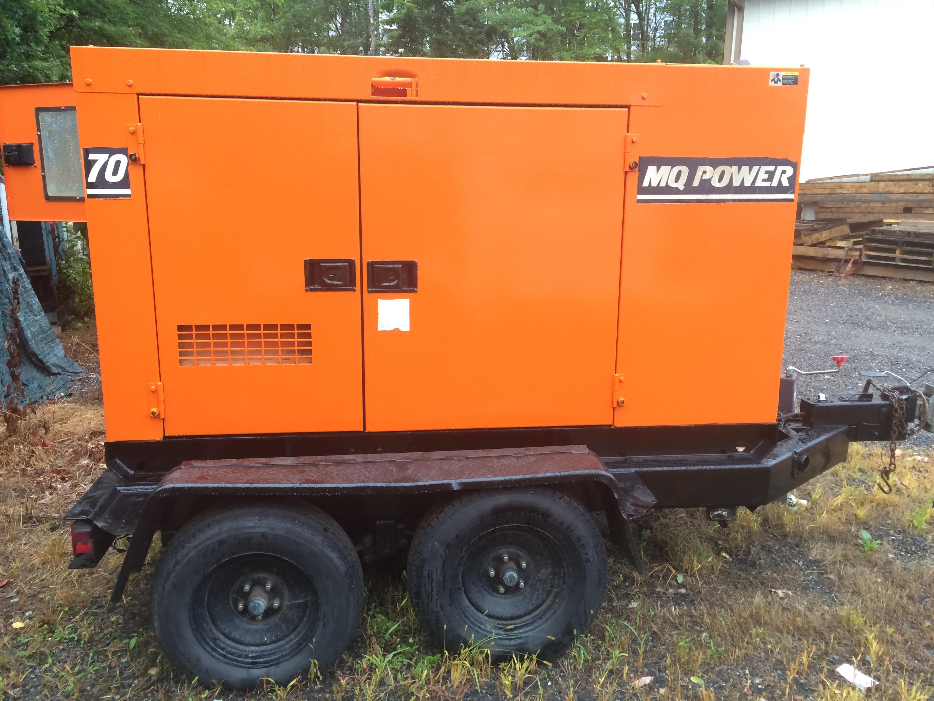 Used Generators Amesbury MA Portsmouth NH Scherbon